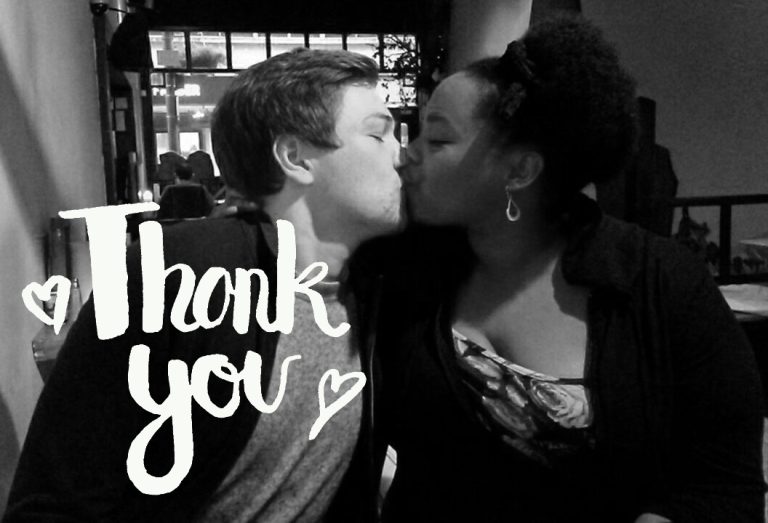 lover-love-black-white-bwwm-national-stationery-week-thank-you-thursday-blogger-blog-natural-hair