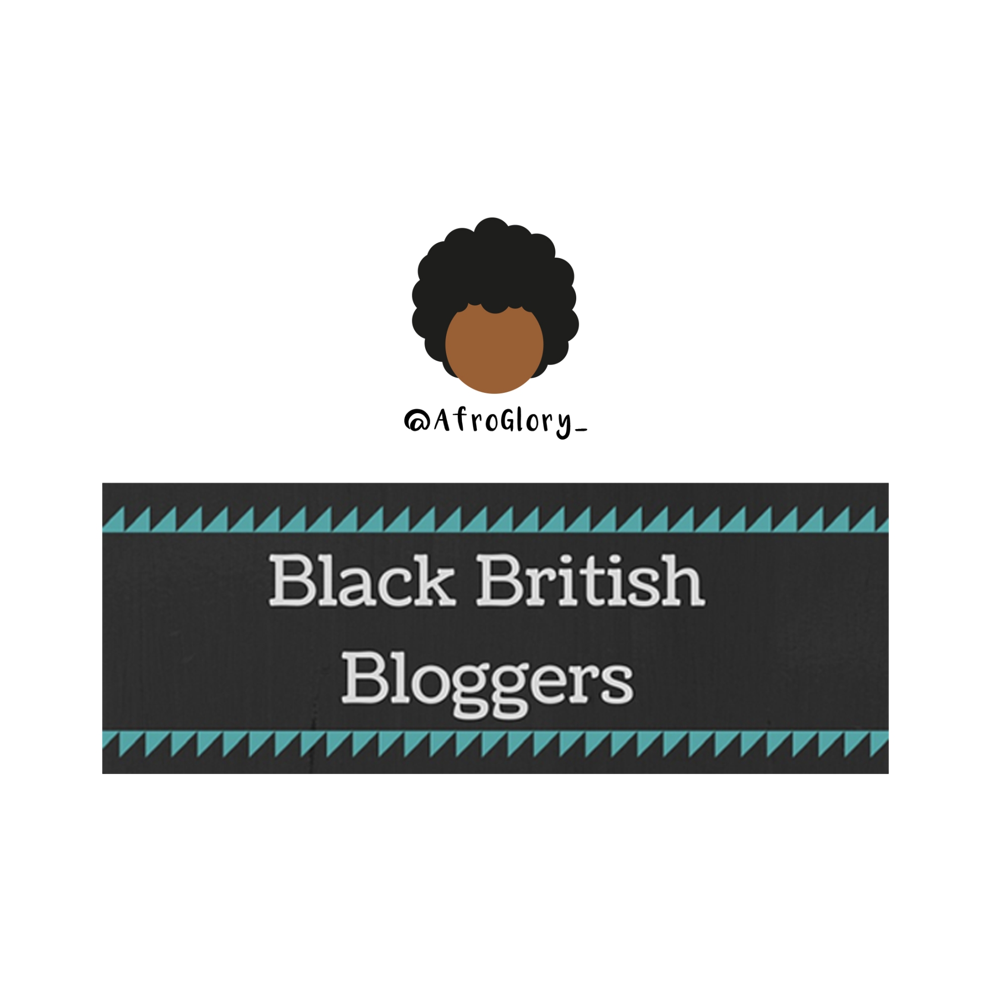 black-british-blogger-afro-hair-natural-care-review-logo-graphic-design-london-afro-glory-event-shoreditch-