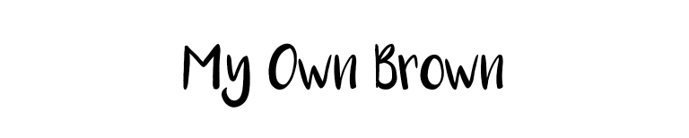 my_own_brown