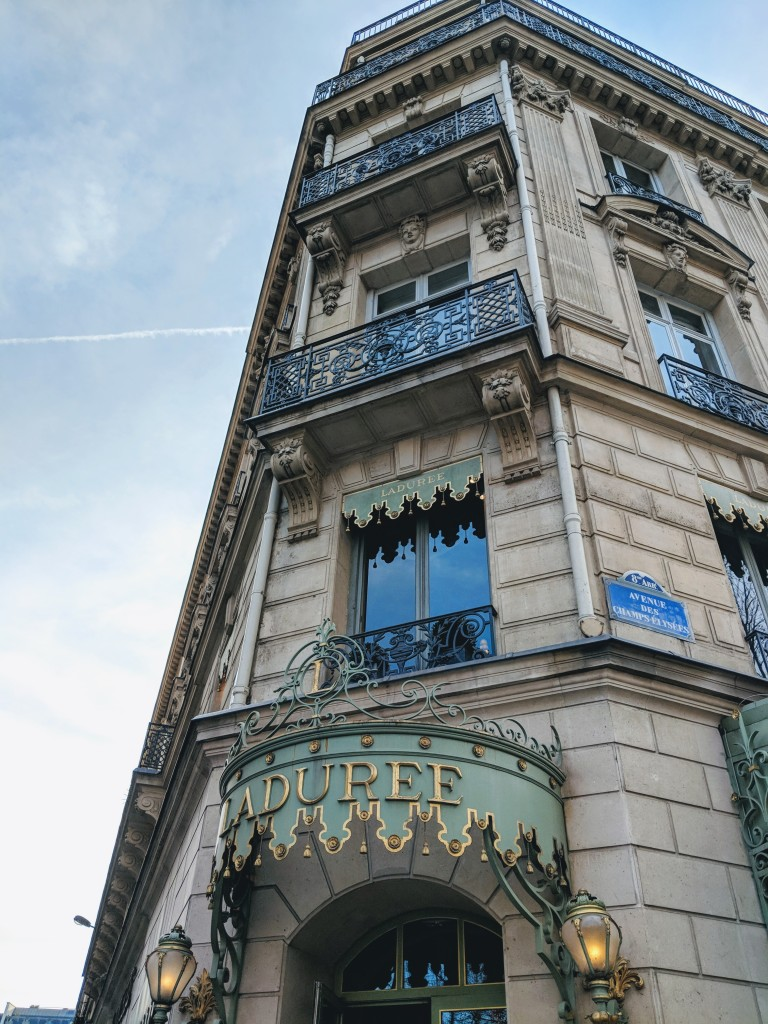 laduree-shopping-black-british-blogger-weekend-away-paris-tourist-guide